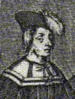 Francis, Count of Vendôme - Image: François de Bourbon, comte de Vendôme