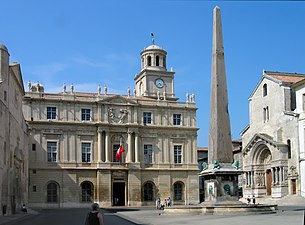 France Arles Place Republique.JPG