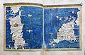 Francesco Berlinghieri, Geographia, incunabolo per niccolò di lorenzo, firenze 1482, 17 sicilia e sardegna 01.jpg