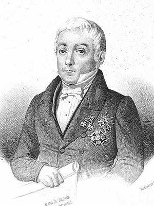 Burgos, Javier de (1778-1849)
