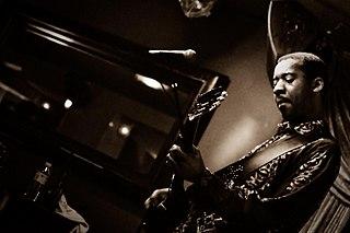 Franck Biyong Cameroonian singer