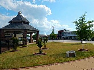 Franklin, Georgia - Image: Franklin, Georgia Court Square