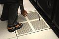 Franklin Cray XT4 floor cooling vent.jpg