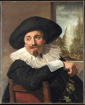Portrait of Isaak Abrahamsz. Massa - Image: Frans Hals Isaac Abrahamsz. Massa Google Art Project