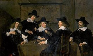 Regents of the St. Elisabeth's or Groote Gasthuis in Haarlem