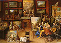 Frans II Francken Pictura, Poesis and Musica in a Pronkkamer.jpg