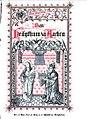 Franz Bock, Das Heiligtum zu Aachen, Titelblatt.jpg