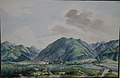 Franz Neuhauser - Valea Oltului cu Turnu Roşu.jpg