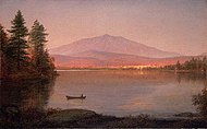 Frederic Edwin Church - Mount Katahdin from Millinocket Camp.jpg