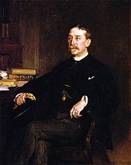 Portrait of Stephen Salisbury III