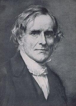 Frederick Denison Maurice. Portrait c1865