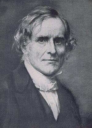 Frederick Denison Maurice - Image: Frederick Denison Maurice. Portrait c 1865