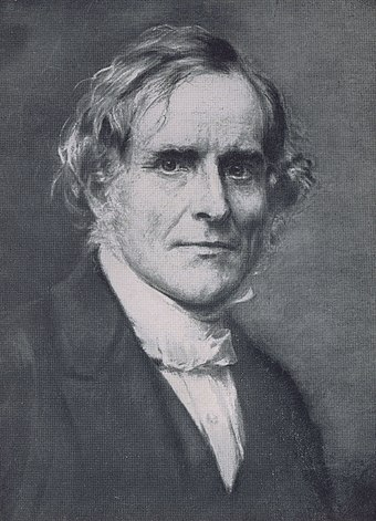 Frederick Denison Maurice was a prominent 19th-century Anglican theologian Frederick Denison Maurice. Portrait c1865.jpg