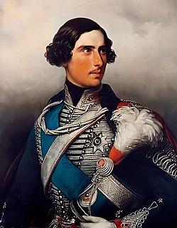 Prince Frederick William of Hesse-Kassel Germanic prince