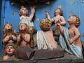 Friesach - Deutschordenkirche - Frankfurter Altar - Die Geretteten.jpg