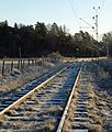 Frost on the railway to Lysekil.jpg