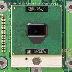 Fujitsu Siemens Computers Amilo L7300 - motherboard - Intel Celeron M 360 (SL8ML) in socket 479-0459.jpg