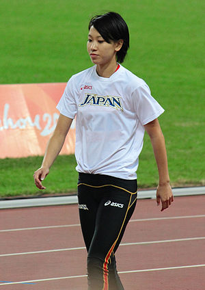 2011 Asian Athletics Championships - Chisato Fukushima won 200 m and relay golds for the hosts.