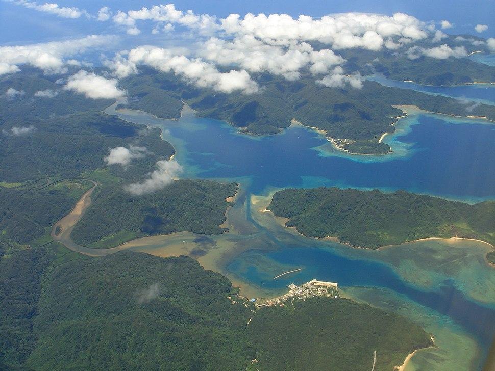 Funauki iriomote island