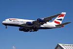 G-XLEC A380 British Airways (14622745880).jpg