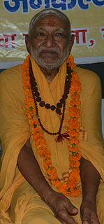 G. D. Agrawal environmentalist