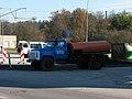 GAZ-53 w tank Tukums (30781345570).jpg