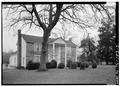 GENERAL VIEW, CLOSER, FROM NORTHWEST - Davies Manor, 9336 Davies Plantation Road, Memphis, Shelby County, TN HABS TENN,79-MEMPH.V,1-3.tif