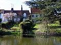 GOC Willian & Weston Hills 098 Water's Edge and Gothic House, Graveley (20810569390).jpg