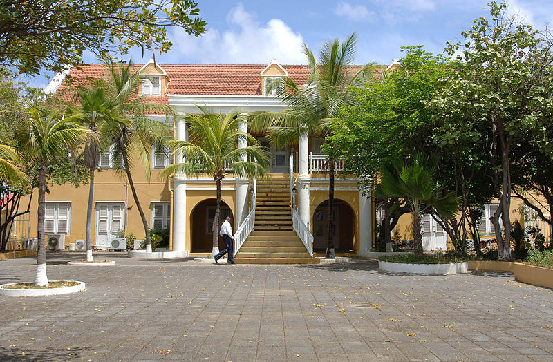 Bestand:GOVERNMENT HOUSE, KRALENDIJK, BONAIRE.jpg