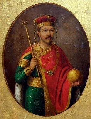 Ivan Asen II of Bulgaria - Image: G danchov ivan asen