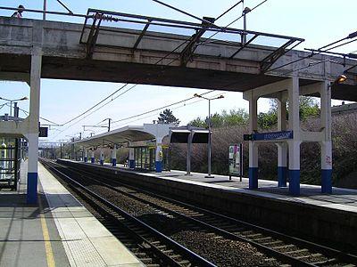 Station Le Chénay-Gagny