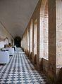 Galeria del claustre major de la cartoixa d'Arachristi.JPG