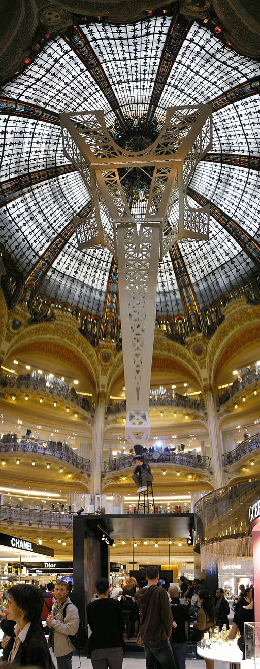 Galeries lafayette department store online travel france for Interieur online shop
