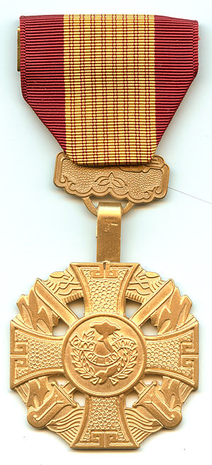 Gallantry Cross (Vietnam) - Image: Gallantry Cross (Vietnam)