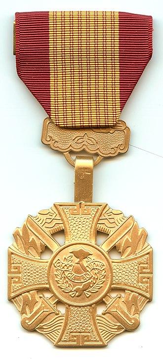 Gallantry Cross (Vietnam) - Image: Gallantry Cross (Vietnam)