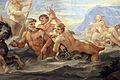 Galleria di luca giordano, 1682-85, nettuno e anfitrite 13.JPG