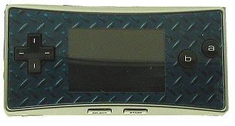 2005 in video gaming - Image: Gameboy micro