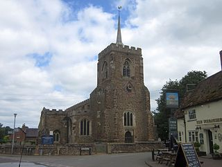 Gamlingay Human settlement in England