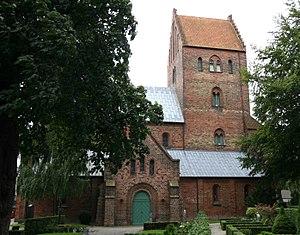 Gammel Vor Frue Kirke Roskilde Denmark