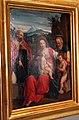 Garofalo, sacra famiglia, san giovannino e santo vescovo, genova 01.JPG