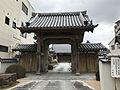 Gate of Shofukuji Temple near Yamaguchi Station.jpg