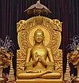 Gautama buddha from Mulagandha Kuti Vihara.jpg