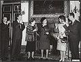 Gebeurtenissen rond de ontvangst van het verloofde paar Irene en Carel Hugo in N, Bestanddeelnr 021-0217.jpg
