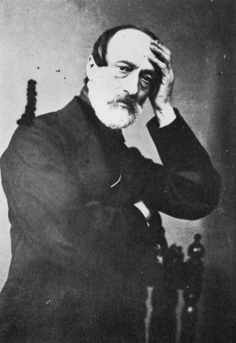 Gebrüder Alinari - Giuseppe Mazzini (Zeno Fotografie)
