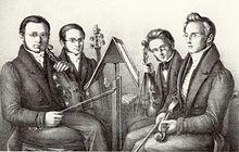 Die Gebrüder Müller 1832 (Quelle: Wikimedia)