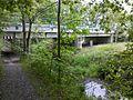 Geh- und Radweg entlang der Schwennigke von Pegau nach Audigast - Unterführung B 176 im Mai 2016.jpg