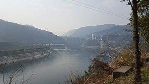 Geheyan Dam - Image: Geheyan Dam 01