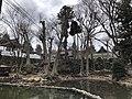 Gekkohji Temple ike.jpg