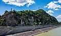 Gellért Hill from Liberty Bridge, Hungary - Budapest (28493201865).jpg