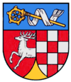 Coat of arms of the municipality of Walkenried